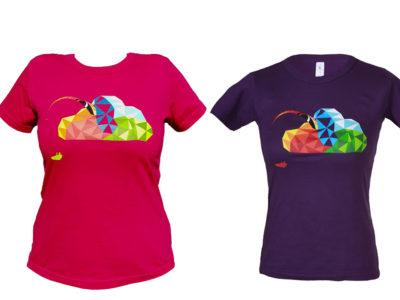 BGD-T-Shirt-Cloud-Damen