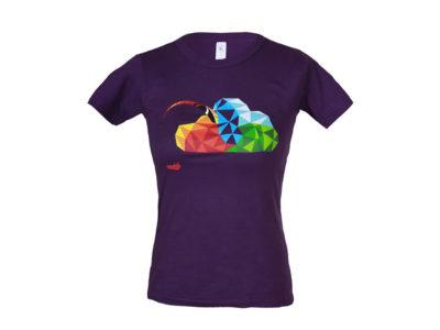 BGD-T-Shirt-Cloud-Damen-lila-front