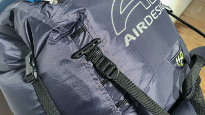 Air Design Hike and Fly Trail Rucksack